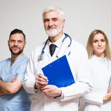 équipe multidisciplinaire ceo médic genou